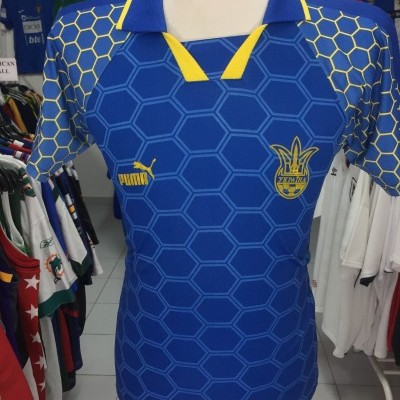 Ukraine 1997 Away Shirt (S)