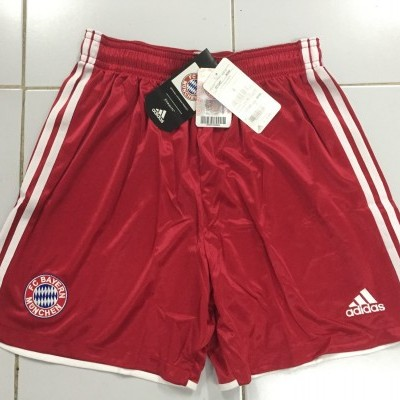 NEW Bayern Munich München Home Shorts 2003-04 Kids