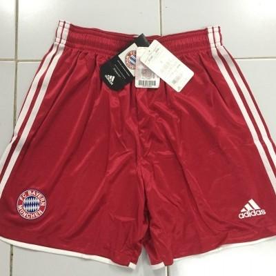 NEW Bayern Munich München Home Shorts 2003-04