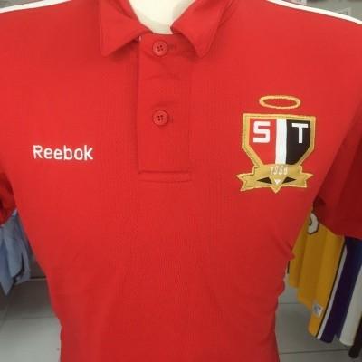 Sao Paulo Polo Shirt (L) Fans Torcedor