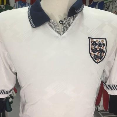 Retro England Home Shirt 1990 (M)
