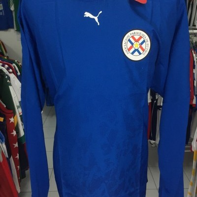 NEW Paraguay Away Shirt 2006-07 (XXL) Long Sleeve