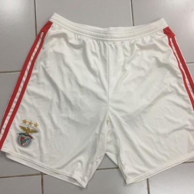 SL Benfica Home Shorts 2015-16 (L)