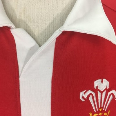 Wales Rugby Home Shirt 2008 (L)