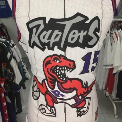NEW Shirt Jersey Toronto Raptors (S)#15 Vince Carter NBA
