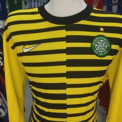 Celtic Glasgow FC 3rd Shirt 2011-12 (XXL) Longsleeve