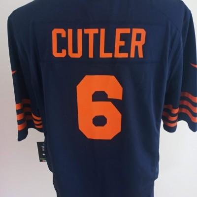 NEW Chicago Bears Home Shirt (L) #6 Cutler NFL