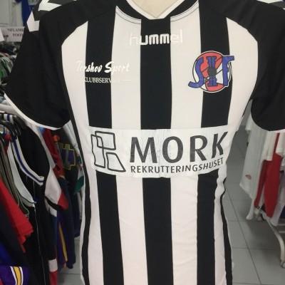 Matchworn Svelvik IF Home Shirt (M)#13 Norway