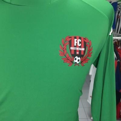 FC Kristinehamn Goalkeeper Shirt (XXL) #1 Sweden