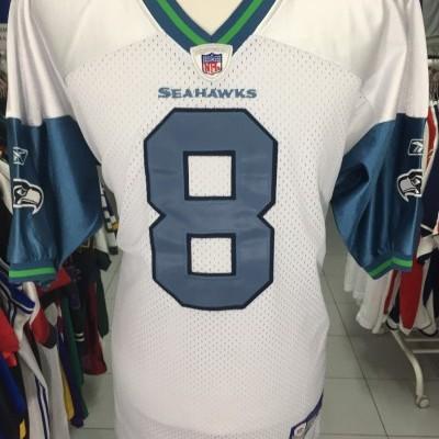 Seattle Seahawks NFL Shirt (48) #8 Hasselbeck Jersey