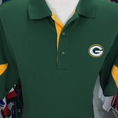 Green Bay Packers NFL Polo Shirt (L)