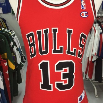 Chicago Bulls Home Shirt (XS) #13 Noah NBA Jersey