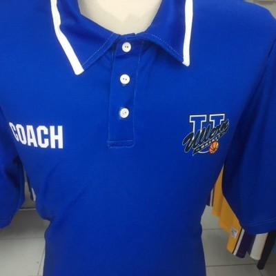 Basketball Polo Shirt ULLERN 56ers (XL) Norway Jersey