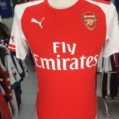 Arsenal FC Home Shirt 2015-16 (XS)