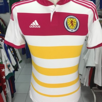 Scotland Away Shirt 2014-16 Kids