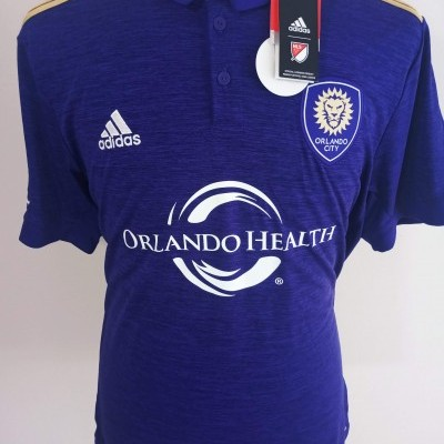 NEW Orlando City Home Shirt 2017-2019 (XL) MLS