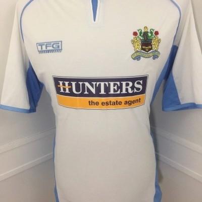 Burnley FC Away Shirt 2004-05 (L)