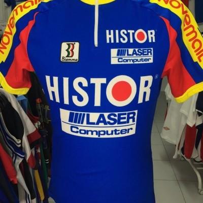Histor Novemail Cycling Shirt 1993 (XXL) France Jersey