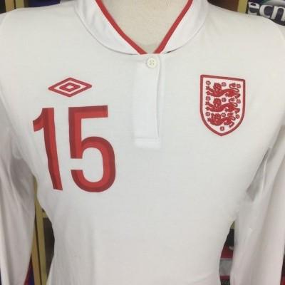 England Home Shirt 2012-13 Womens