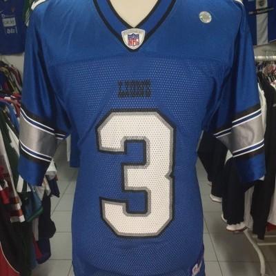 Detroit Lions NFL Shirt (M) #3 Harrington Jersey