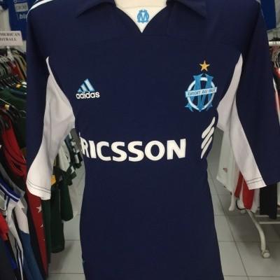 OM Olympique Marseille Away Shirt 1999-00 (XL)