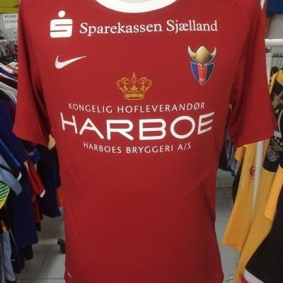 FC Vestsjaelland Vikings Home Shirt 2011 (M) Denmark