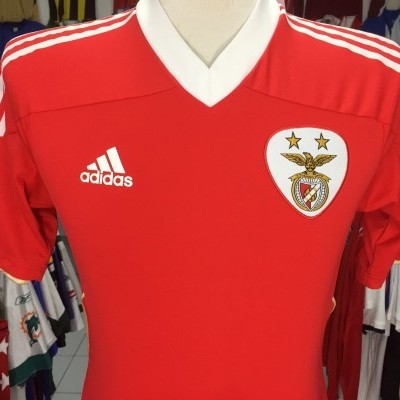 ISSUE SL Benfica Home Shirt 2011-12 (S) Adidas Formotion