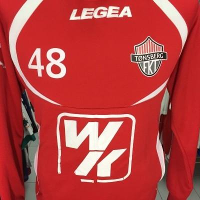 ISSUE FK  Tonsberg Training Shirt (M)#48 Norway