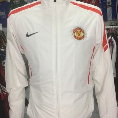 Manchester United Track Top Jacket 2010-11 (M)
