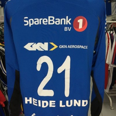 ISSUE IL Skrim Handball Training Shirt (S) #21 Heide Lund Norway