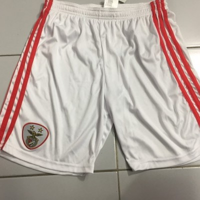 SL Benfica Home Shorts 2011-12 Kids