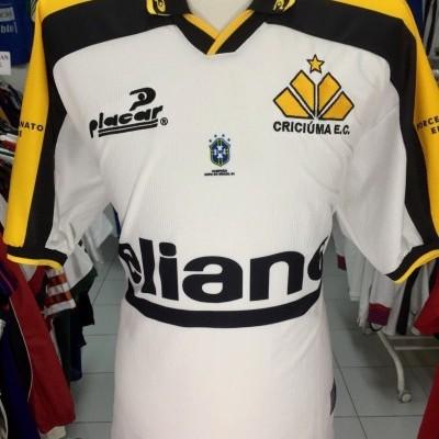 Criciuma EC Away Shirt 2002-03 (XL) #11