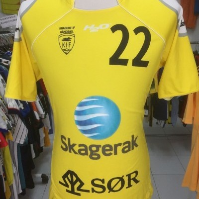 Kragero IF Handball Home Shirt (M/L) #22 Norway