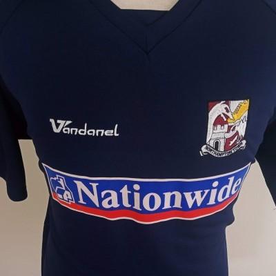 NEW Northampton Town FC Away Shirt 2005-2006 (XL)