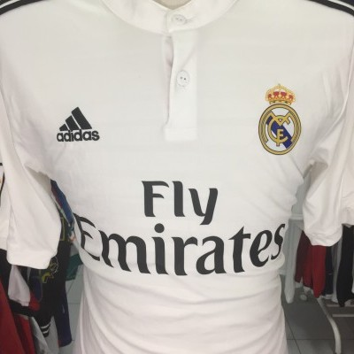 Real Madrid Home Shirt 2014-15 (L)