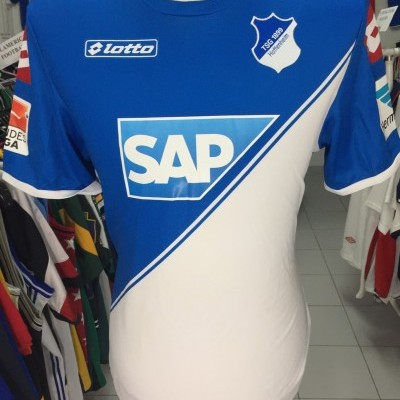 TSG 1899 Hoffenheim Home Shirt 2014-15 (L) #26 Haberer