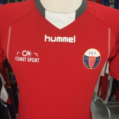Matchworn FET IL Home Shirt (S) #16 Norway