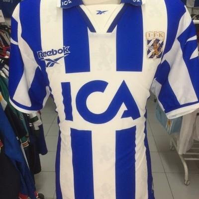 IFK Göteborg Home Shirt 1997-98 (L) Sweden