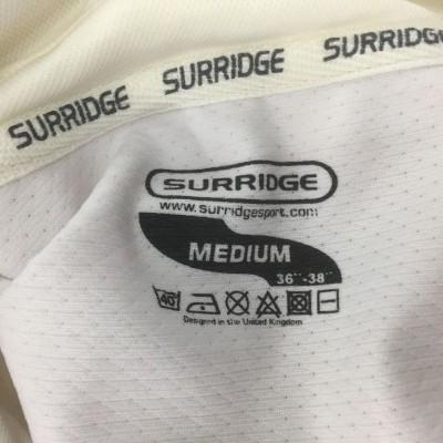 SIGNED Derbyshire CCC Cricket Shirt (M) England