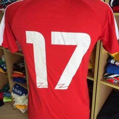 Konnerud IL Handball Home Shirt (S) #17 Norway