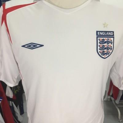 England Home Shirt 2005-07 (XXL)