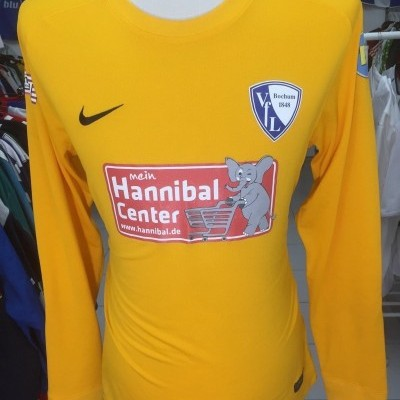VFL Bochum Goalkeeper Shirt 2017 (M)