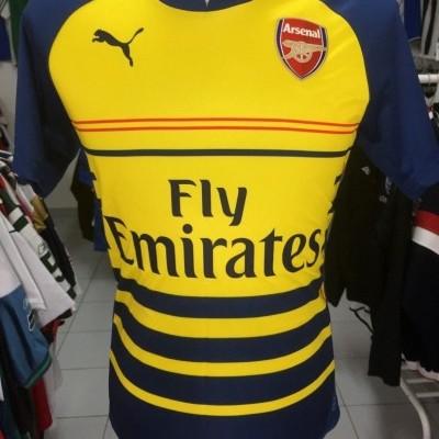 Arsenal FC Away Shirt 2014-15 (S)
