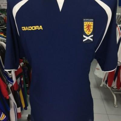 Scotland Home Shirt 2003-05 (L)