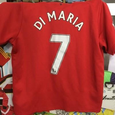 Manchester United Home Shirt 2014-15 (Kids) #7 Di Maria Argentina
