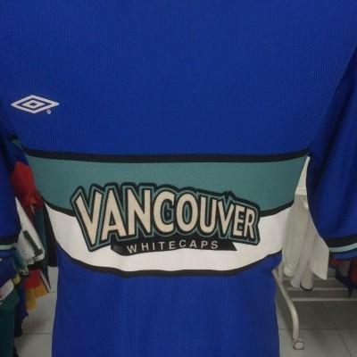 Vancouver Whitecaps FC Home Shirt 1999 (L) Canada