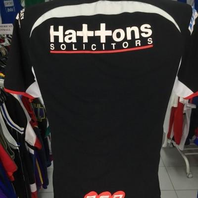ST Helens Rugby League Away Shirt 2013 (S)