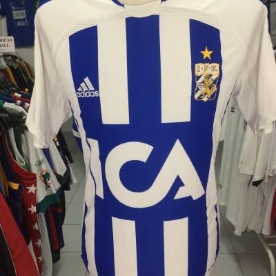 IFK Göteborg Signed Home Shirt 2006 (M) #10 Sweden