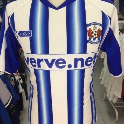 Kilmarnock FC Home Shirt 2011-12 (M)