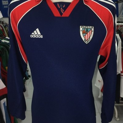 Athletic Bilbao Issue Away Shirt 1999-00 (M) Adidas Equipment